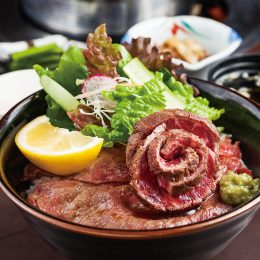 Japanese black beef steak D…