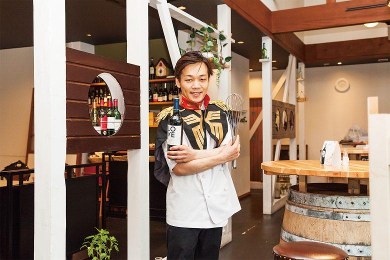 【2018】南魚沼ワイン和牛使用『ホワイト ラヴ』