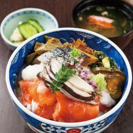 【2018】魚沼の郷 恵みちらし丼 ~霊峰八海山八ツ峰…