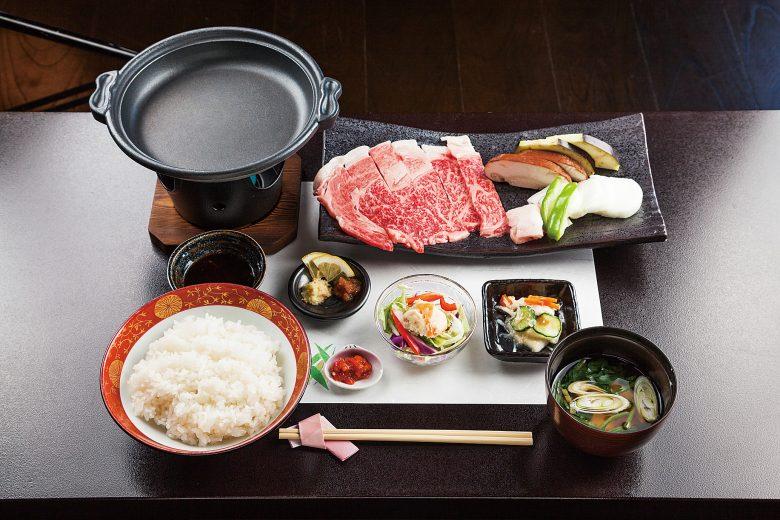 【2018】新潟和牛リブロースくつろぎ庵丼