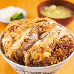 【2018】特別な日のまぼろし『特』カツ丼