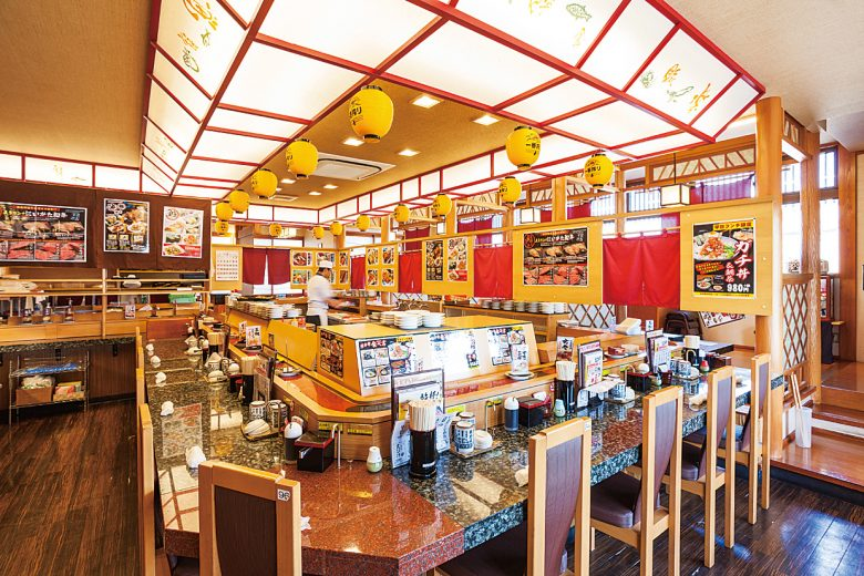 Seafood Donburi with Bream chazuke