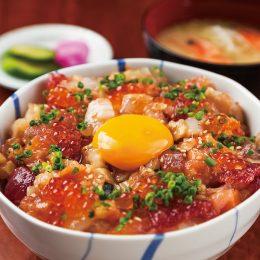 [:ja]寿司屋のまかない漬け丼[:en]Sashimi Donburi[:]
