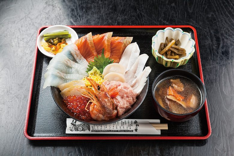 Seafood(Sashimi) Don