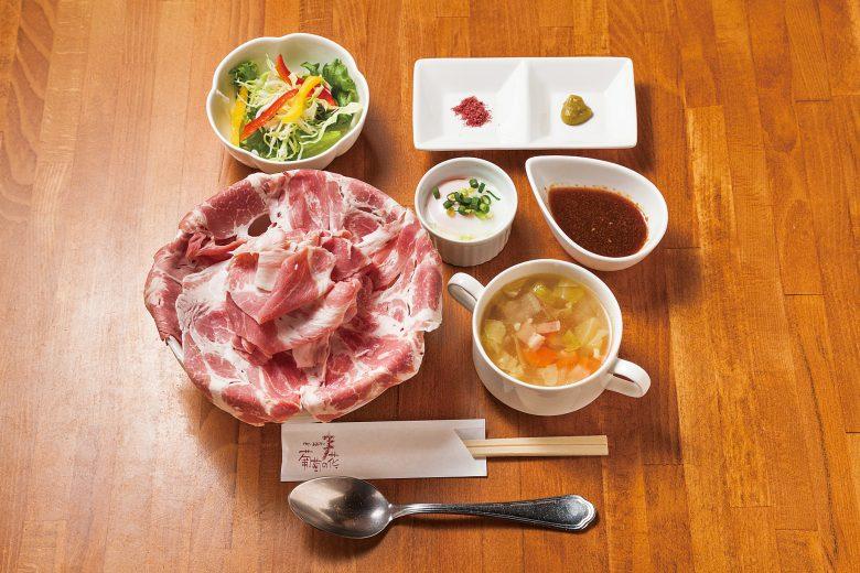【2019】炙りローストポーク丼