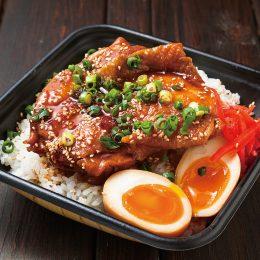 鶏の角煮弁当