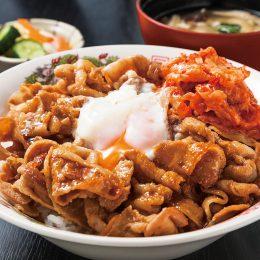 (日本語) スタミナ丼