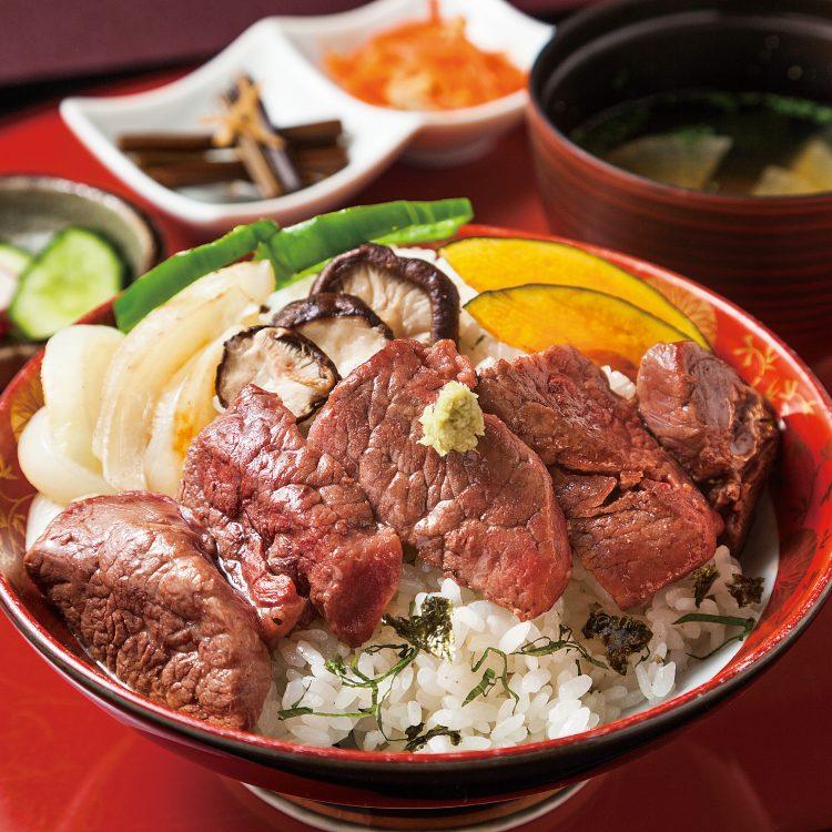 (日本語) にいがた和牛くつろぎ庵丼