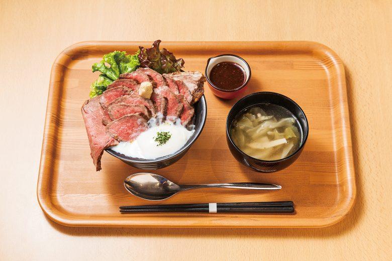 【2019】2種のローストビーフ丼