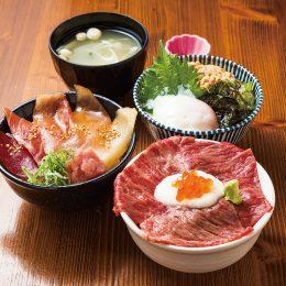 (日本語) 新三味一体丼
