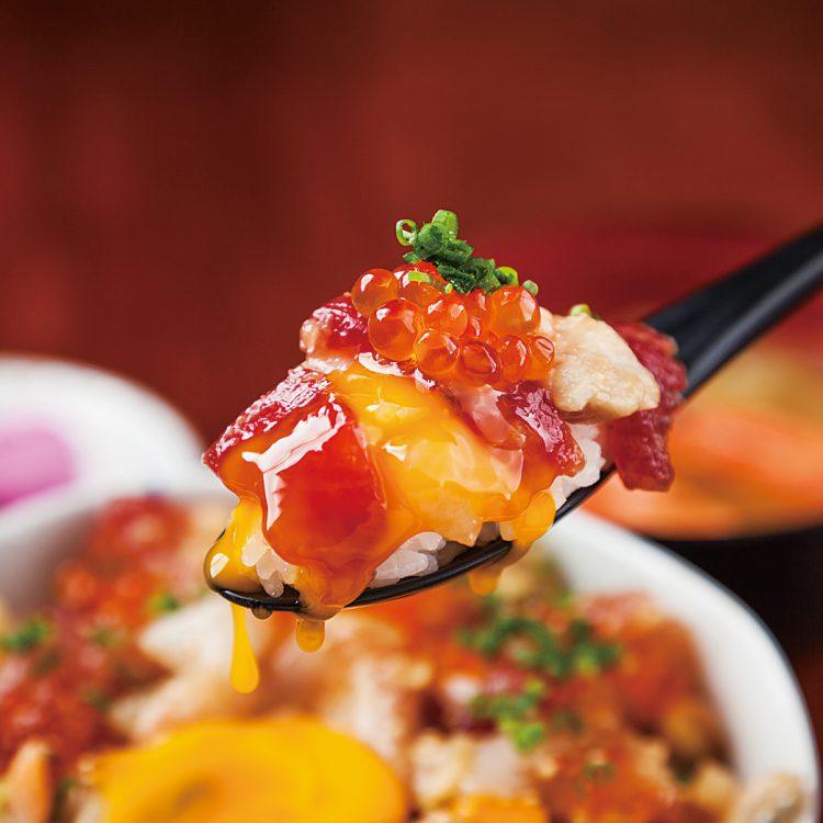 【2019】寿司屋のまかない漬け丼