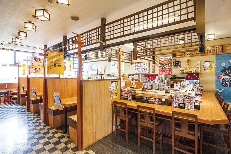寿司屋のまかない漬け丼