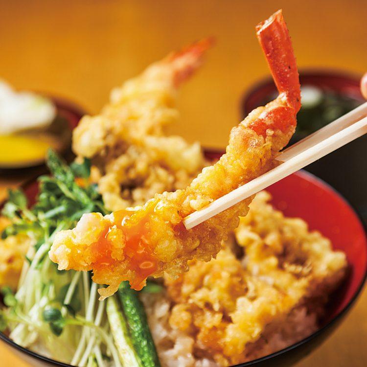 (日本語) 特選天丼