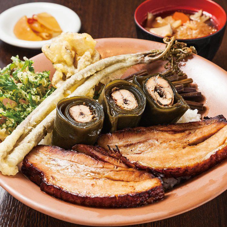 (日本語) 魚野川丼ぶり