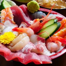 [:ja]元気復活!華や海鮮丼[:]