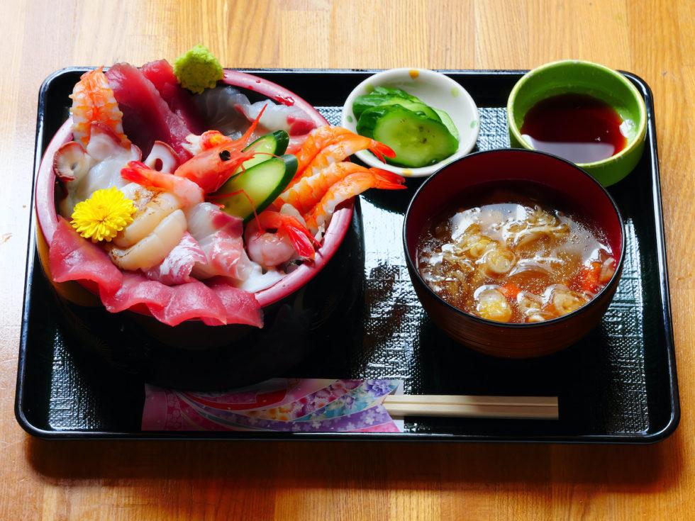 元気復活!華や海鮮丼