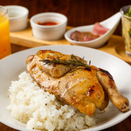 [:ja]ローストチキン丼[:]